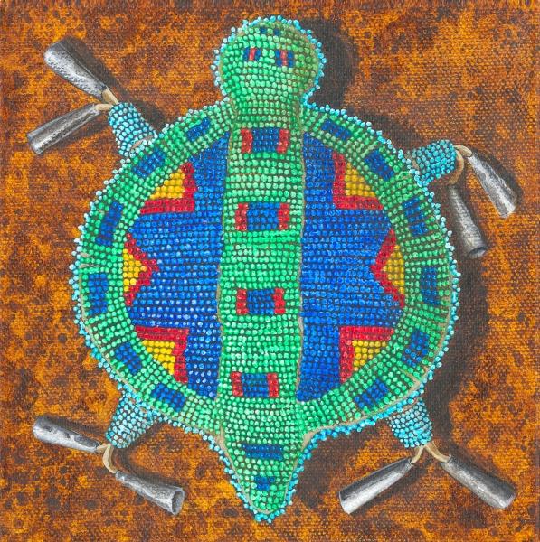 Turtle Amulet 02