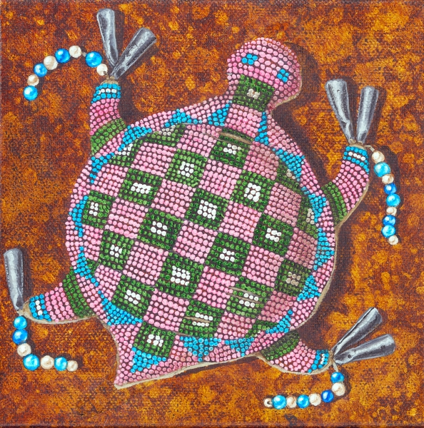"Turtle Amulets"" – Set of 3"