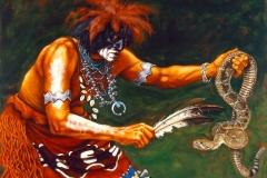 Snake Priest