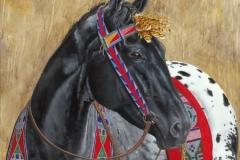 A Palouse Horse
