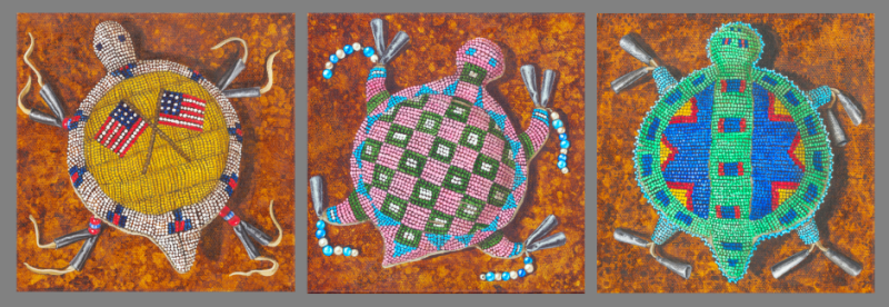 Turtle Amulets